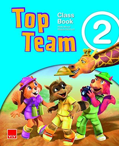 9788468221816: TOP TEAM 2 2ºEP ST 14 MEC VICIN12EP