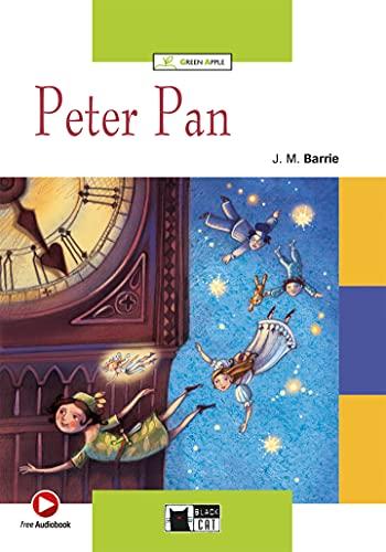 9788468222608: PETER PAN (FREE AUDIO) (Black Cat. Green Apple)