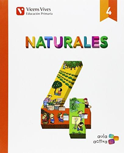 Ciencias naturales 4ºprimaria. Aula activa: Vv.Aa