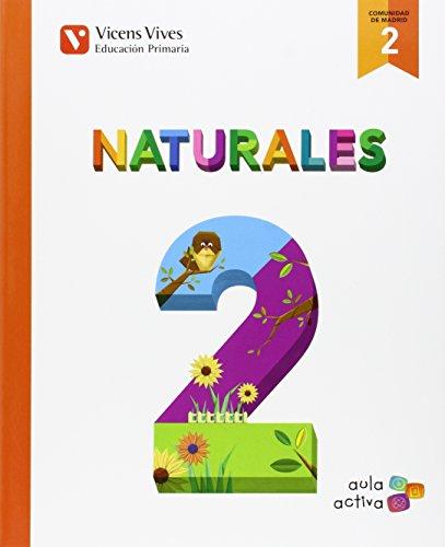 ciencias naturales 2º.prim.*madrid* aula activa: Flo Esteve, Carles