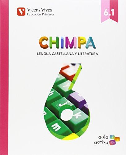 9788468228716: CHIMPA 6 (6.1-6.2-6.3) BALEARS (AULA ACTIVA): Chimpa 6. Lengua Castellana Y LiTeratura. I.Balears. Libros 1,2 Y 3. Aula Activa: 000003 - 9788468228716
