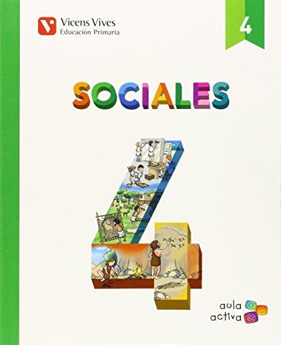 9788468228914: SOCIALES 4ºEP MEC 15 AULA ACTIVA VICCSO14EP