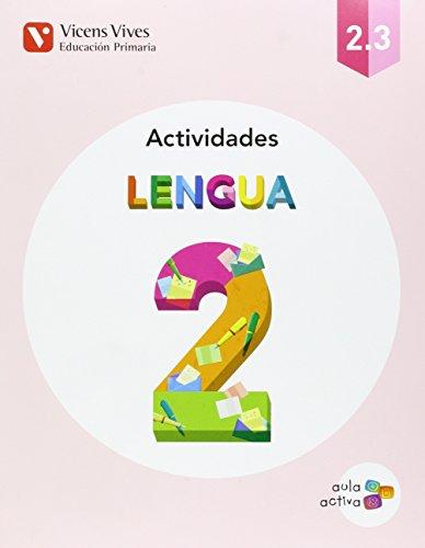 Aula Activa, lengua, 2 Educación Primaria. 1,