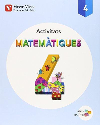9788468229805: Ep 4 - Matematiques Quad. - Aula Activa (cataluña)