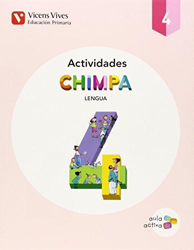 Chimpa 4, actividades, lengua, 4 primaria, aula: Bernaus Company, Carmen