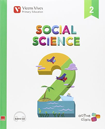 Social science 2ºprimaria. Students +cd. Andalucia - Vv.Aa