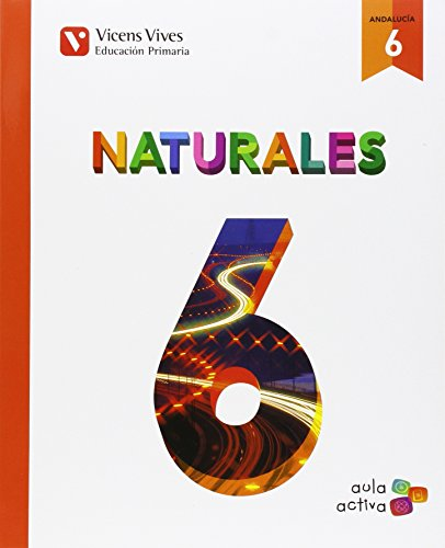 9788468230856: Naturales 6 Andalucia (aula Activa) - 9788468230856