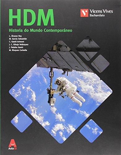 9788468231266: 1� BACH.-H�.DO MUNDO CONTEMPORANEO 1 (G) (2015) - AULA 3D