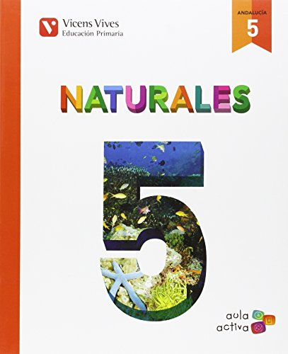 9788468231365: Naturales 5 Andalucia (aula Activa) - 9788468231365