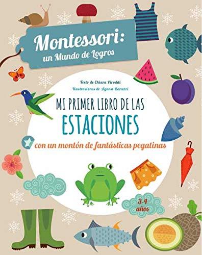 9788468231532: MI PRIMER LIBRO DE LAS ESTACIONES (VVKIDS) (Vvkids Montessori)
