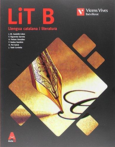 cat).(15).literatura 1r.batx.(lit b).llengua catalana: Vv.Aa