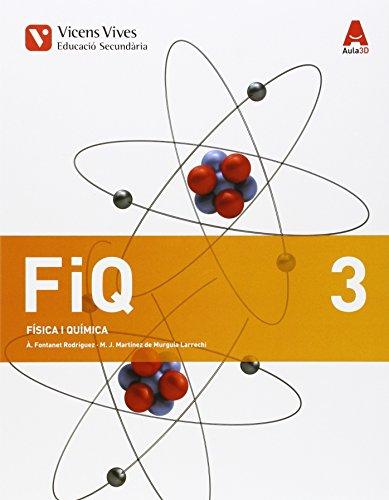 9788468231990: FiQ 3 (Fisica i Quimica ESO ) Aula 3D