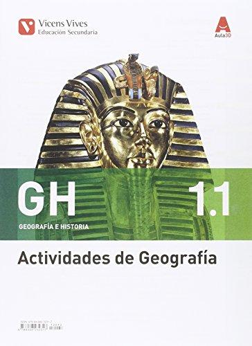 9788468232317: GH 1 ACTIVIDADES (GEOGRAFIA E HISTORIA) AULA 3D: GH 1. Geografía E Historia. Actividades 1 Y 2. Aula 3D: 000002 - 9788468232317