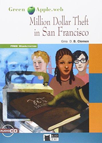 MILLION DOLLAR THEFTH IN SAN FRANCISCO+ CD+: de Agostini Libri