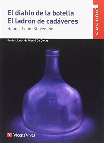 9788468235288: EL DIABLO DE LA BOTELLA. EL LADRON...CUCAÑA: 000001 (Colección Cucaña) - 9788468235288