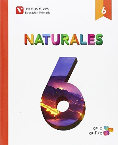 9788468235615: NATURALES 6 (AUTONOMICO): 000001 - 9788468235615