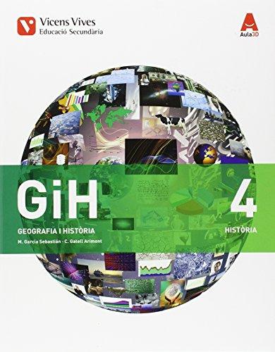 9788468236018: GIH 4 (HISTORIA) ESO AULA 3D: 000001-9788468236018