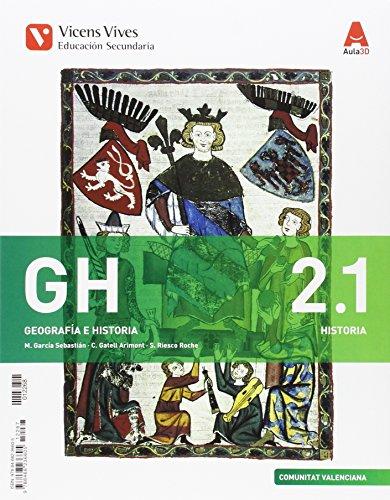 9788468236605: GH 2 VALENCIA (HIST MED/MOD/GEO+SEP GEO ) AULA 3D: 000003 - 9788468236605