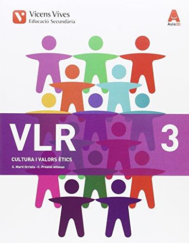 9788468237305: VLR 3+ ANNEX (VALORS ETICS) ESO AULA 3D: 000002 - 9788468237305