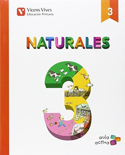 9788468238395: NATURALES 3 AUTO+ ASTURIAS SEPARATA (AULA ACTIVA): Naturales 3. L. Alumno Y Separata Asturias. Aula Activa: 000002 - 9788468238395