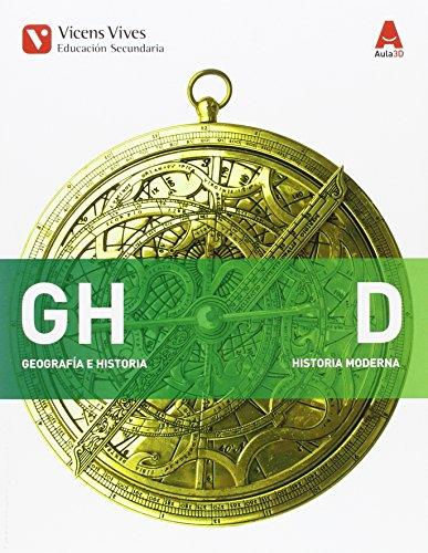 9788468238920: GH D CUADERNO DIVERSIDAD HISTORIA MODERNA: 000001 - 9788468238920