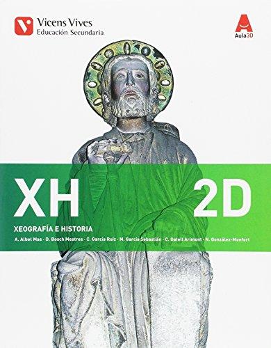 9788468240077: (G).(16).CAD.XEOGRAFIA HA.2ºESO.*DIVERSIDADE* (AULA 3D)