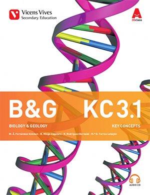 9788468240558: BIOLOGY GEOLOGY 3-1.2 ESO KEY+CD