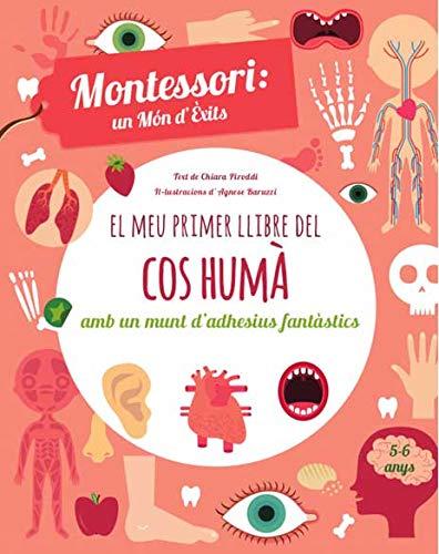 9788468250052: EL MEU PRIMER LLIBRE DEL COS HUMA (VVKIDS) (Vvkids Montessori)
