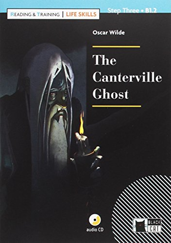 9788468250243: THE CANTERVILLE GHOST+CD LIFE SKILLS (Black Cat. reading And Training)