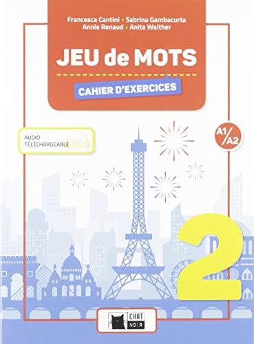 9788468259970: JEU DE MOTS 2 CAHIER (Cideb. Fr. Grammaire)