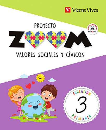 9788468260808: VALORES SOCIALES Y CIVICOS 3 (ZOOM)