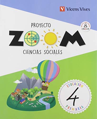 9788468261973: CIENCIAS SOCIALES 4 (ZOOM)