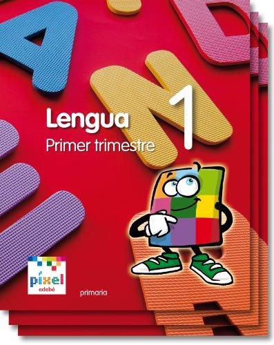 9788468300566: Proyecto Píxel, lengua, 1 Educación PriMaría - 9788468300566