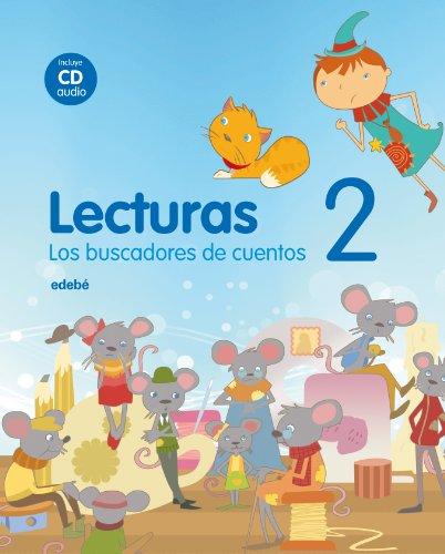 9788468300665: Los buscadores de cuentos, lecturas, 2 Educación PriMaría - 9788468300665