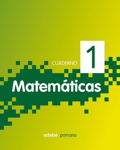 9788468300818: Cuaderno 1. Matemáticas 1 - 9788468300818