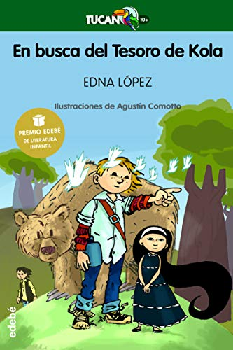 En busca del Tesoro de Kola (Spanish: Edna Lopez, Agustin