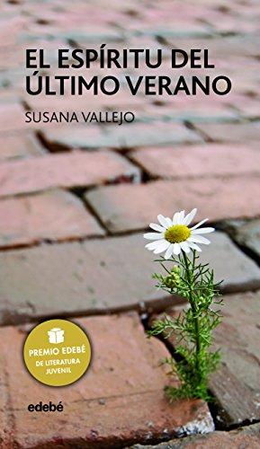 Premio EDEBÉ de Lit. Juvenil 2011: El: Susana Vallejo Chavarino