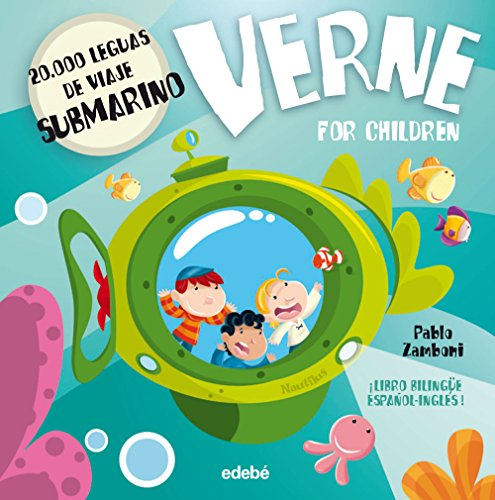 9788468302331: VERNE FOR CHILDREN: 20.000 leguas de viaje submarino