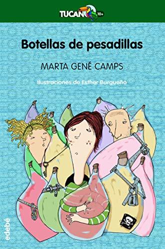 9788468302959: BOTELLAS DE PESADILLAS (Tucán verde)