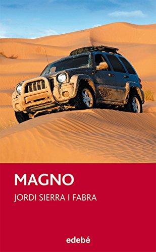9788468302973: MAGNO, DE Jordi Sierra i Fabra (Periscopio)
