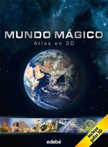 9788468303352: Atlas 3D: MUNDO MÁGICO