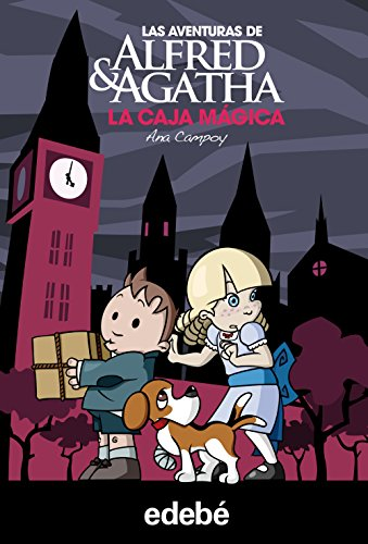 9788468303895: La Caja Mágica (Las aventuras de Alfred & Agatha)