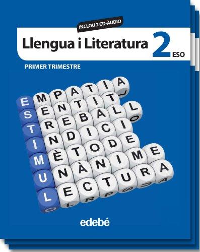 9788468304403: Llengua i Literatura 2, 2º ESO