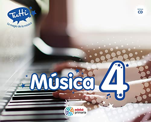 9788468305301: MÚSICA 4 (INCLUYE CD) - 9788468305301