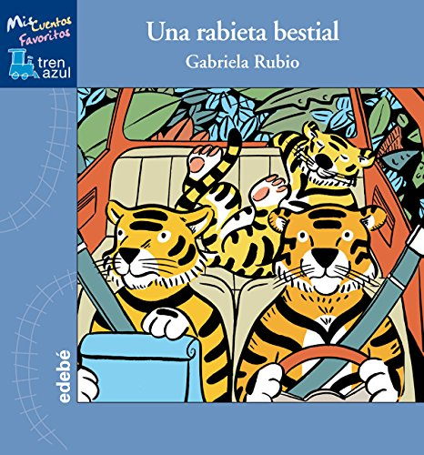 Una rabieta bestial: Rubio Márquez, Gabriela