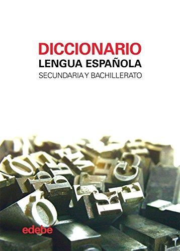 9788468306117: Diccionario LENGUA ESPAÑOLA Secundaria y Bachillerato (edición actualizada) - 9788468306117