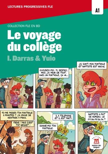 9788468306254: Le voyage du collège (Difusión)