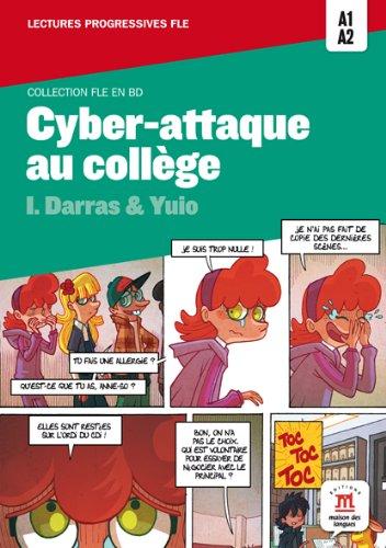 9788468306261: Cyber-attaque au collège (Difusión) (Bandes Dessinées) - 9788468306261