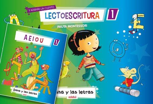 9788468306476: LECTOESCRITURA CUADERNO 1 + 1 CUENTO - 9788468306476