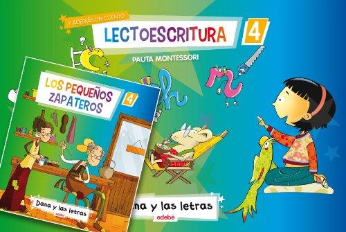 9788468306544: LECTOESCRITURA CUADERNO 4 + 1 CUENTO - 9788468306544